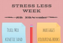 Stress Less Week