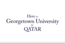 Life at Georgetown Qatar