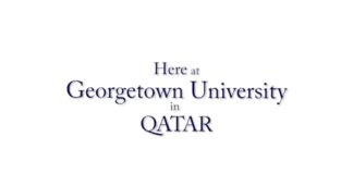 Life at Georgetown Qatar