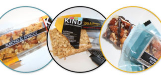 3 types of KIND bars