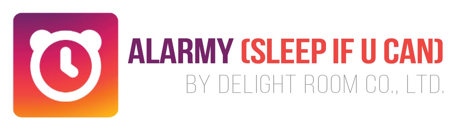 Alarmy (Sleep if u can) by Delight Room Co., LTD.