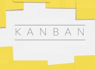 """Kanban"" post-its"