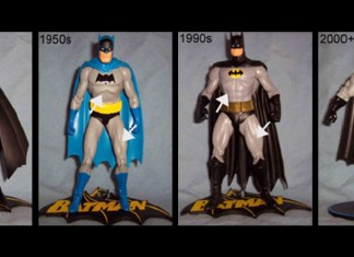 Batman figurines