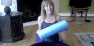 Foam rolling techniques