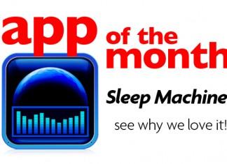sleep machine