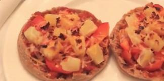 English Muffin Pizza