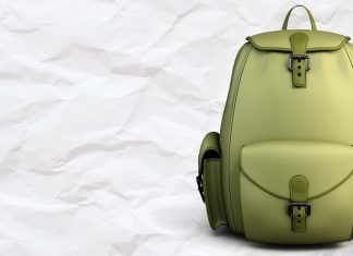 A backpack