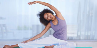 How to stretch your way to better sleep