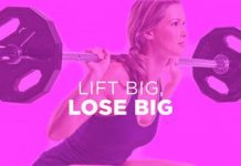 Lift big, lose big