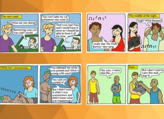 What if everyday choices were treated like sexual consent?