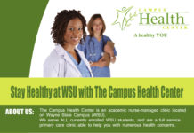 Stay Healthy at WSU!