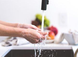 Warriors Wash Their Hands!