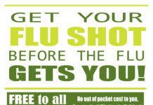 Get your flu shot before the flu gets you