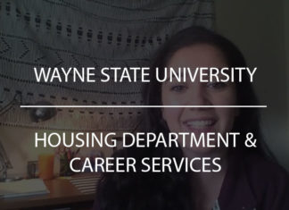 Housing Department and Career Services