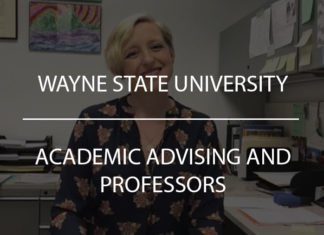 academic advising and professors