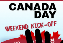 Canada Day Weekend Kick-Off - Volunteers Wanted