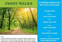 Frost Walks