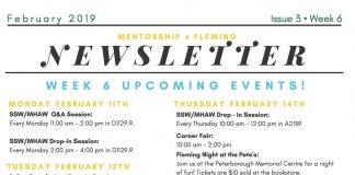 Mentorship Newsletter Week Six