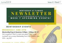 Weekly Mentorship Newsletter - Week 7