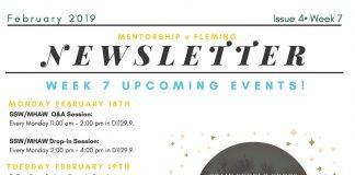Mentorship Newsletter