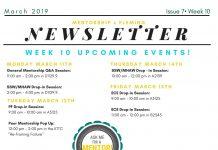 Mentorship Newsletter Sutherland