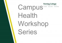 Campus Health Workshop Cover Photo