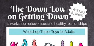 Sexual Health Workshop Toys for Adults