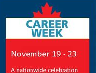 Career Week events at Sutherland Campus November 19-23