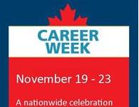 Career Week events at Sutherland Campus November 19-23