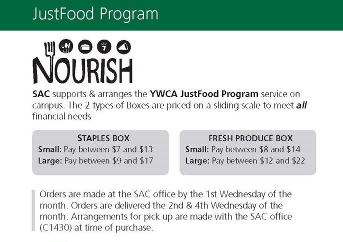 JustFood - Fresh food orders SAC