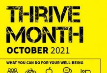 Thrive Month Promo Image