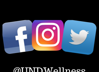 Stay Connected with @UNDWellness