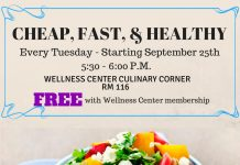 Free Cooking Classes!