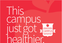 This campus just got healthier.
