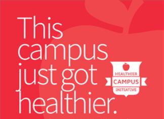 This campus just got healthier.