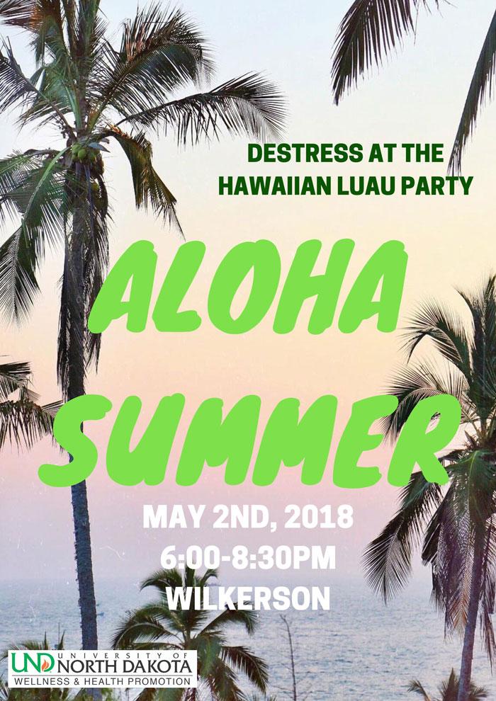 DeStress Fest- May 2nd!