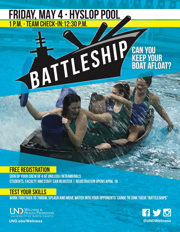 Battleship- May 4th