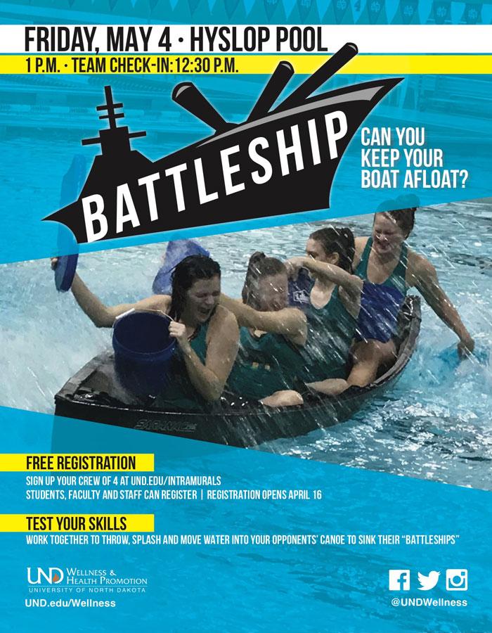 Battleship- May 4th