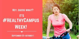 Healthy Campus Week