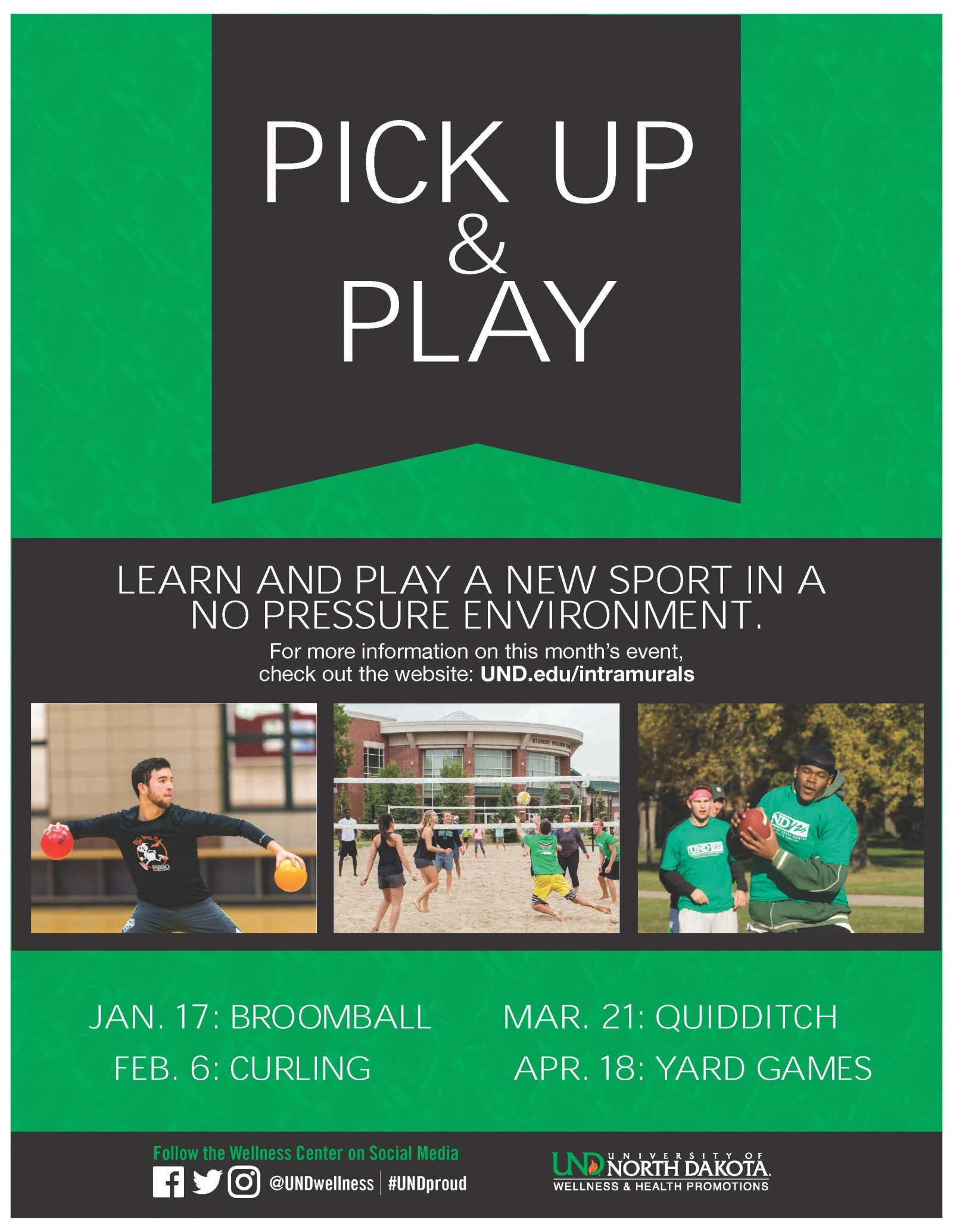 Pick Up & Play