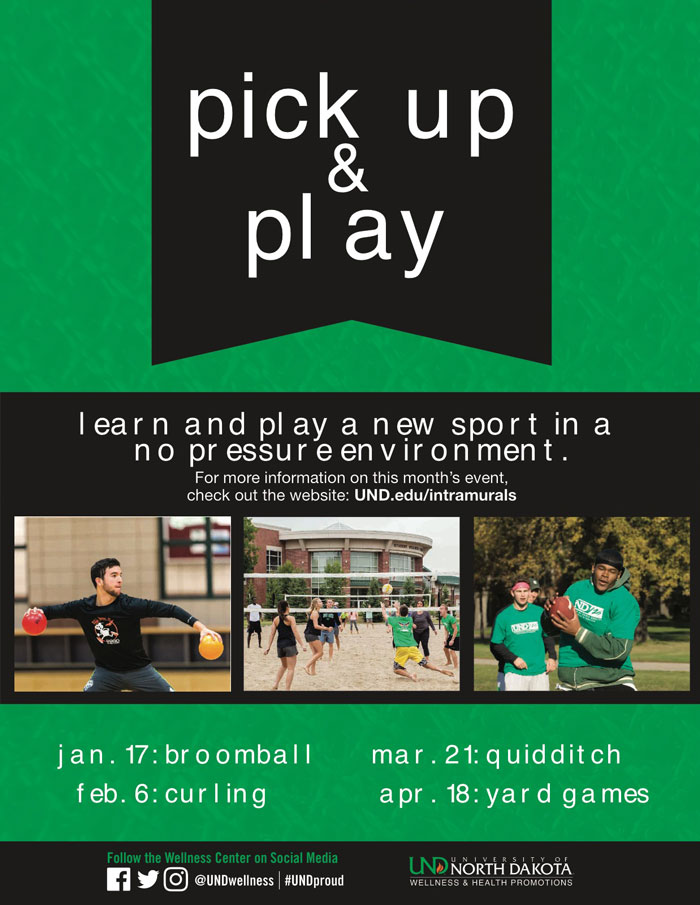 Pick Up and Play- Quidditch!