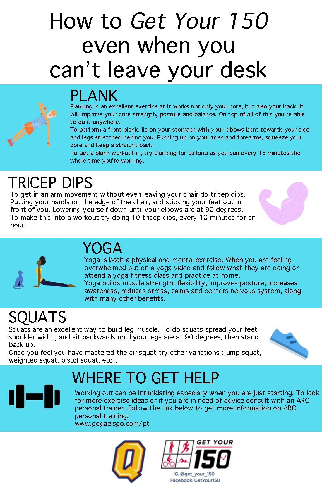 How to Be Active Even While Studying