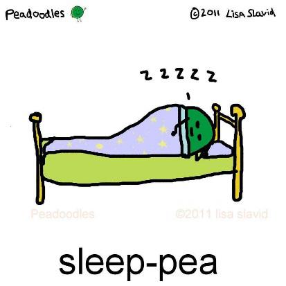 sleep pea