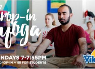 Drop-in-Yoga