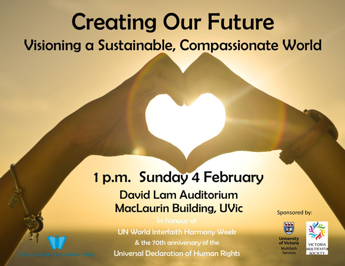 Visioning a Sustainable Compassionate World
