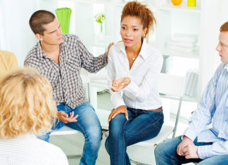 counseling students