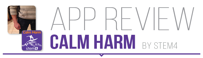 App review: Calm Harm By Stem4