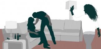 Illustration of a bystander intervention