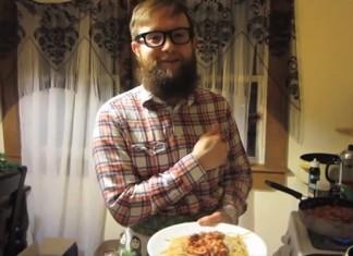 Spaghetti bolognese (veggie)