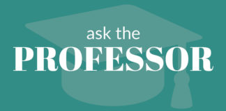 Ask the professor: How do you write a good thesis statement?